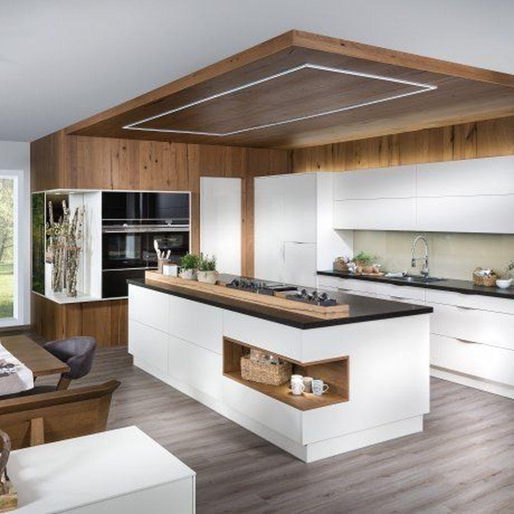 Perfect Modern Kitchen Design Ideas 04