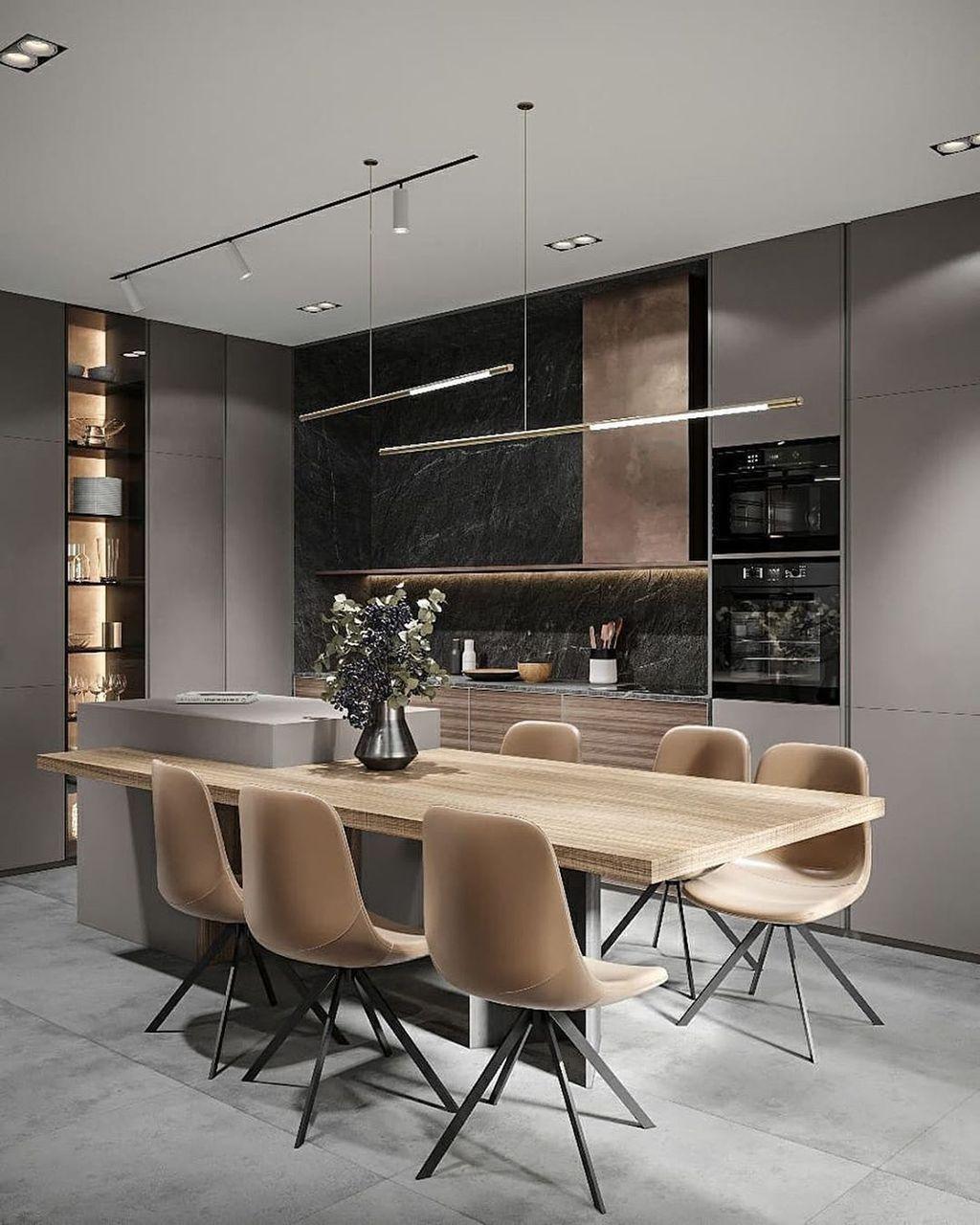 Perfect Modern Kitchen Design Ideas 15