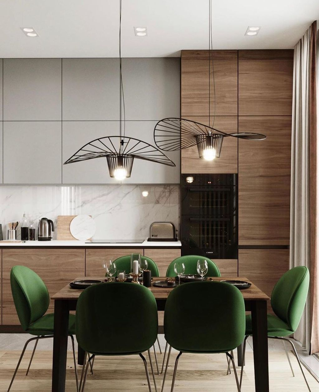 Perfect Modern Kitchen Design Ideas 32