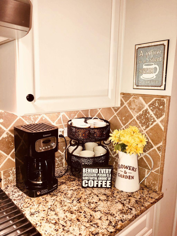 Popular Coffee Bar Ideas For Your Interior Design 31