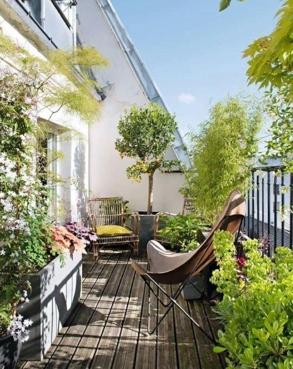 The Best Apartment Balcony Design Ideas 02