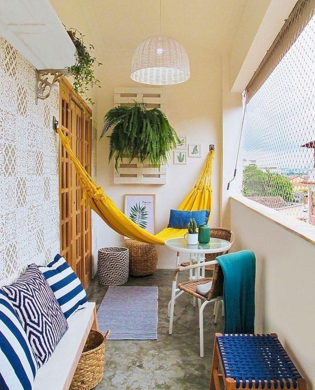 The Best Apartment Balcony Design Ideas 11