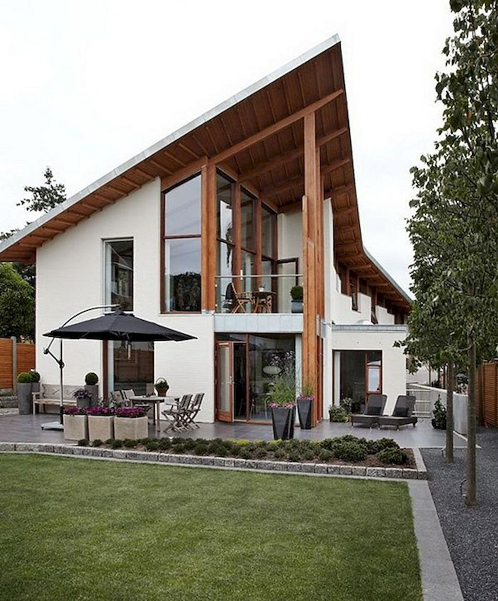 The Best Modern Roof Design Ideas 03
