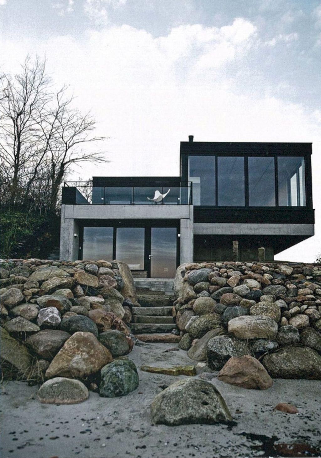 Admirable Beach House Exterior Design Ideas You Will Love 03