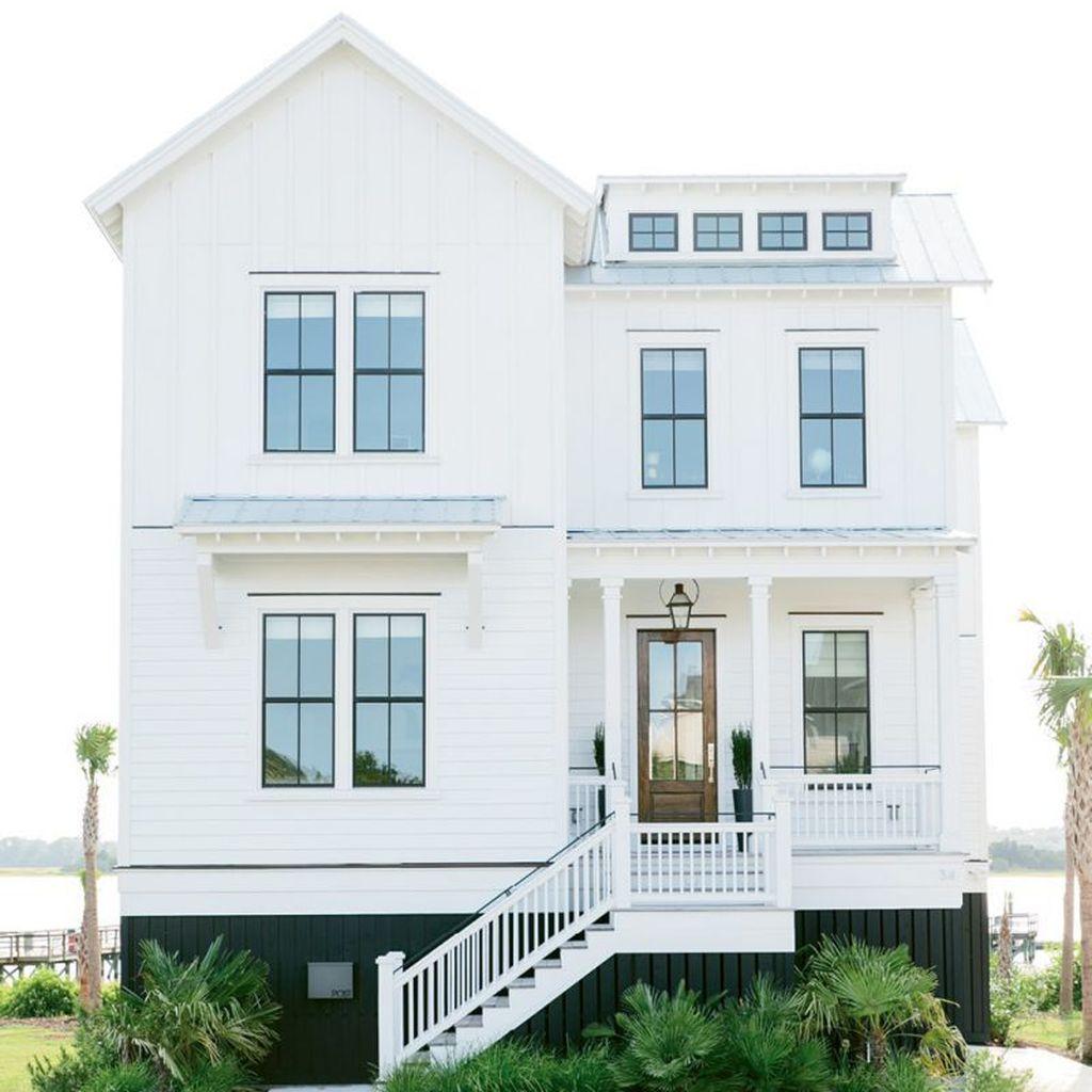 Admirable Beach House Exterior Design Ideas You Will Love 12