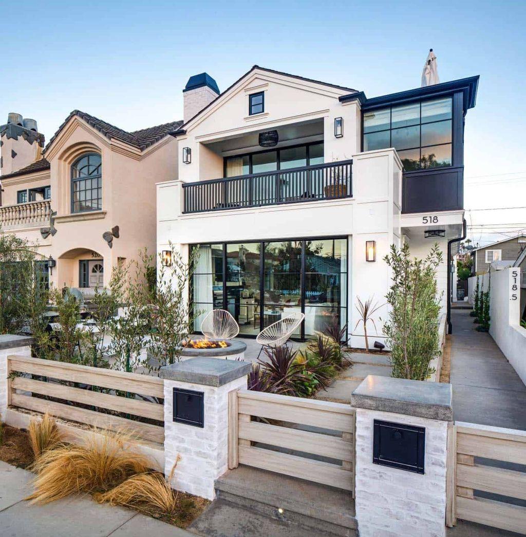 Admirable Beach House Exterior Design Ideas You Will Love 15