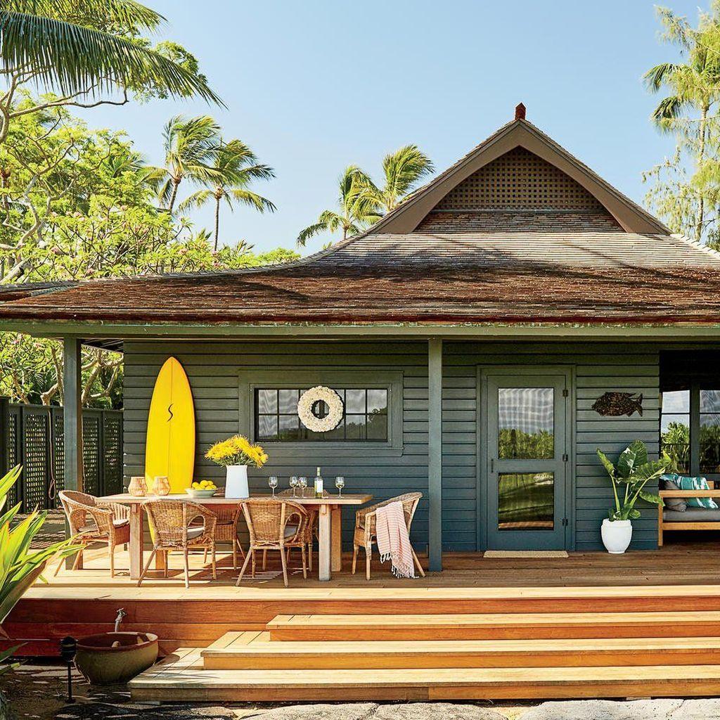 Admirable Beach House Exterior Design Ideas You Will Love 18