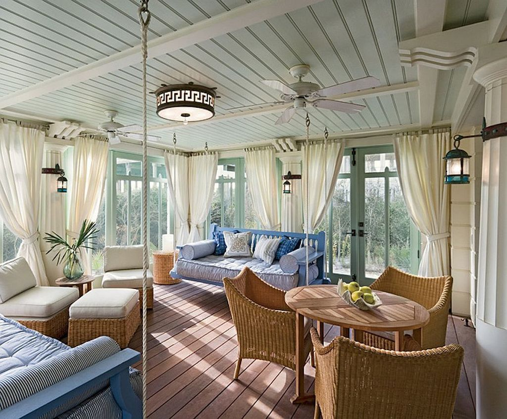 Admirable Sunroom Design Ideas You Must Have 05