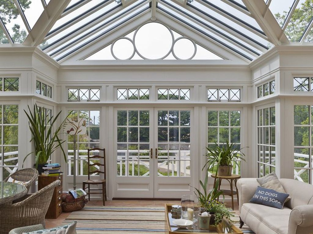 Admirable Sunroom Design Ideas You Must Have 22