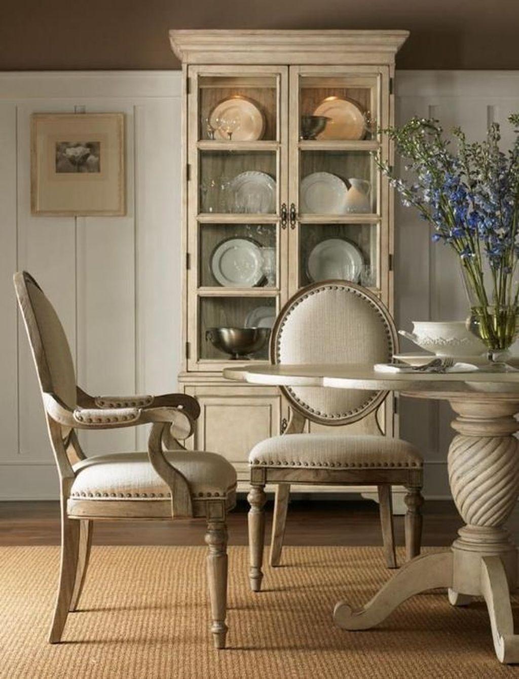 Amazing Farmhouse Dining Room Decor Ideas 29