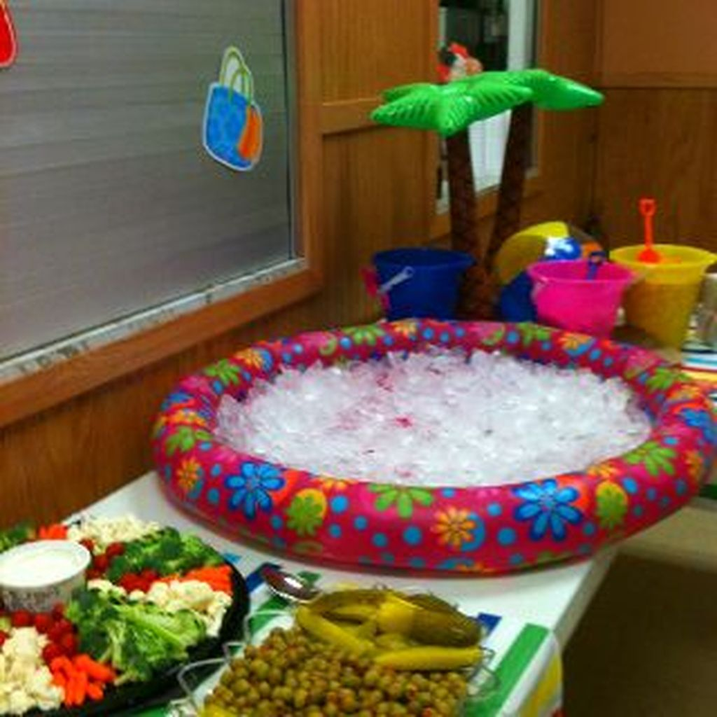 Awesome Beach Theme Party Ideas Perfect For Summertime 24