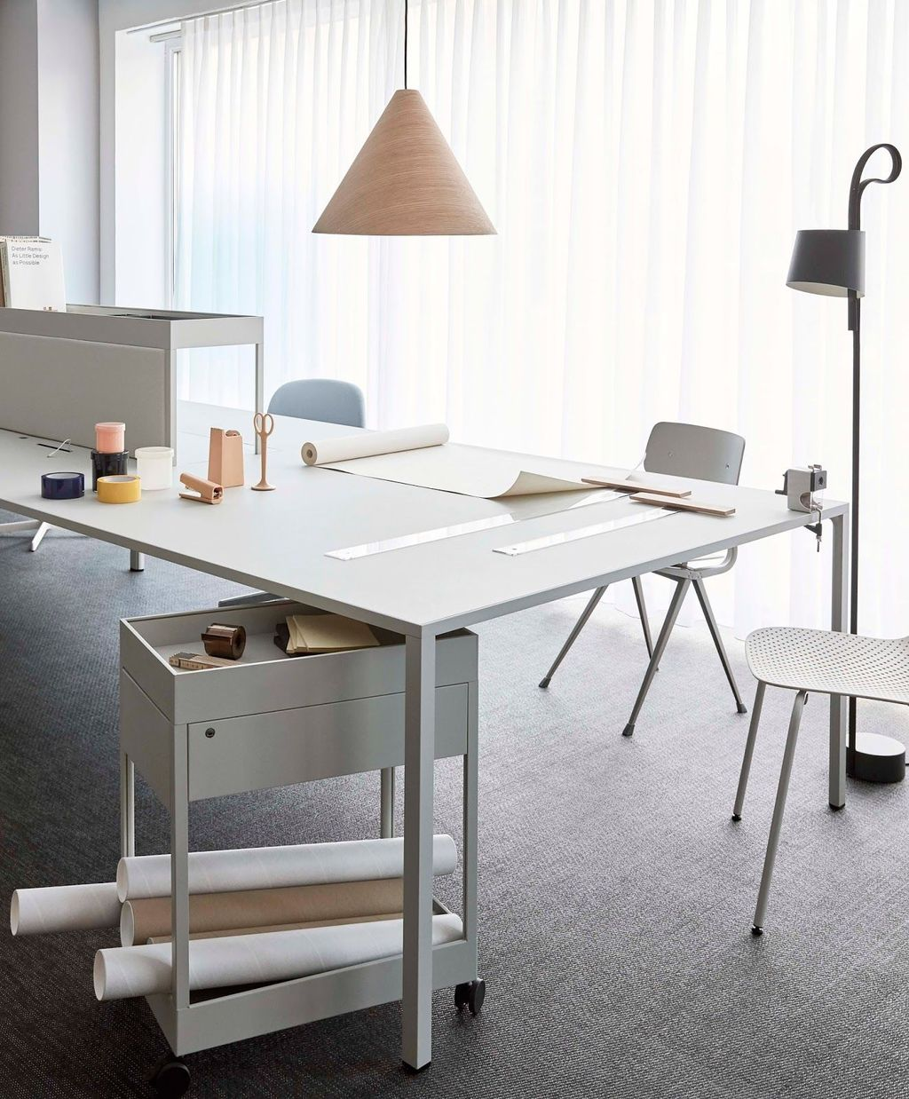 Awesome Scandinavian Home Office Design Ideas You Should Copy 17