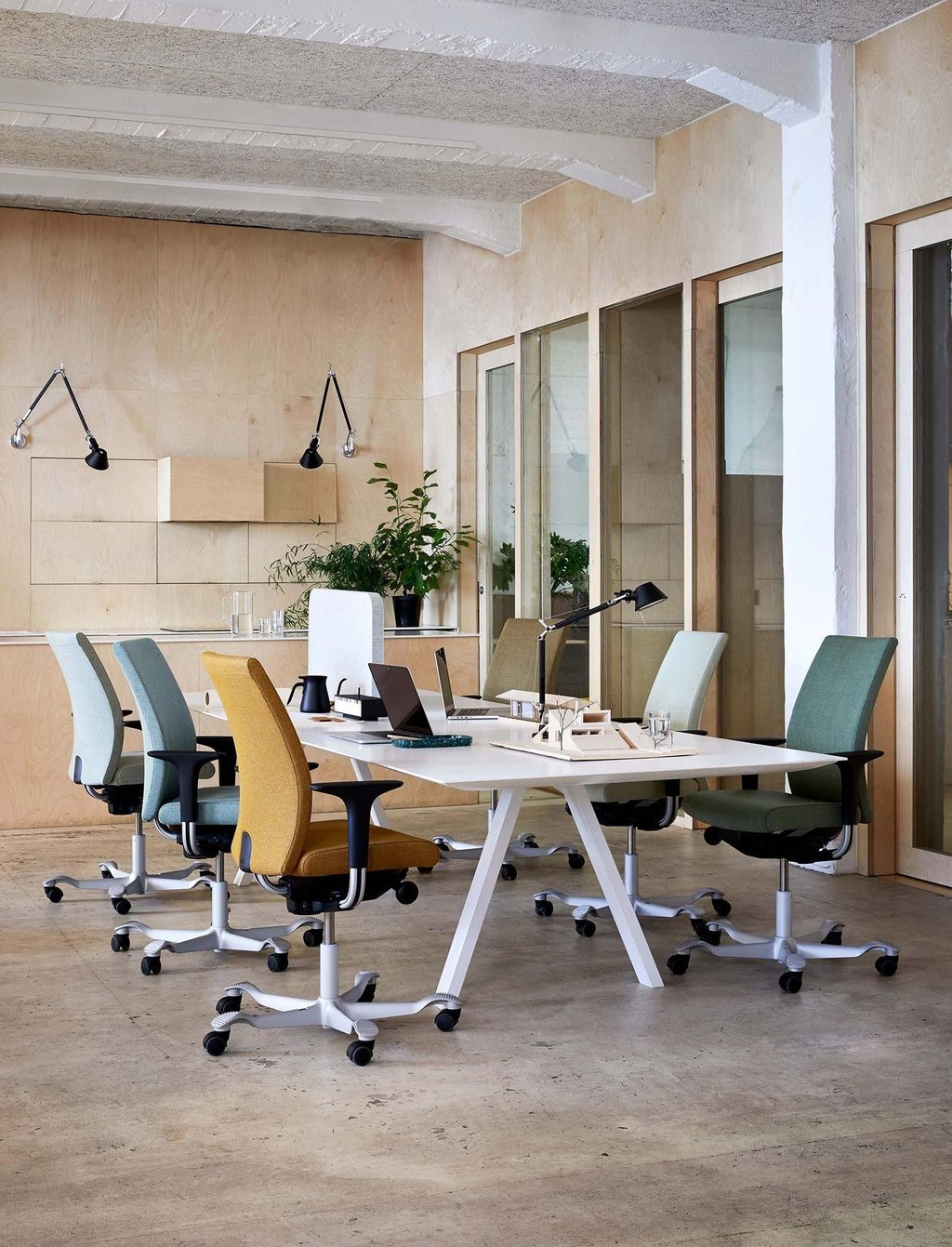 Awesome Scandinavian Home Office Design Ideas You Should Copy 20