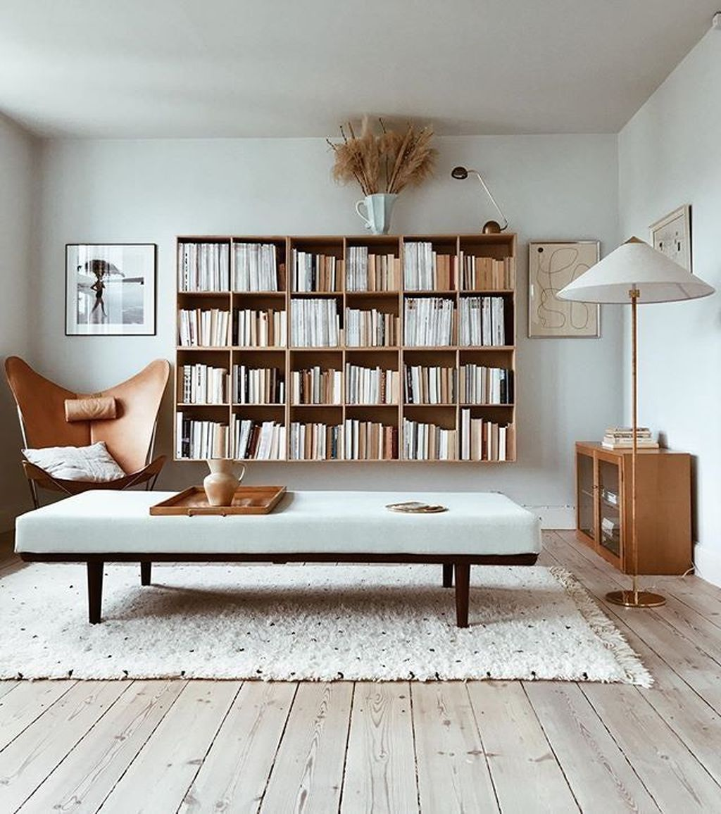 Awesome Scandinavian Home Office Design Ideas You Should Copy 28