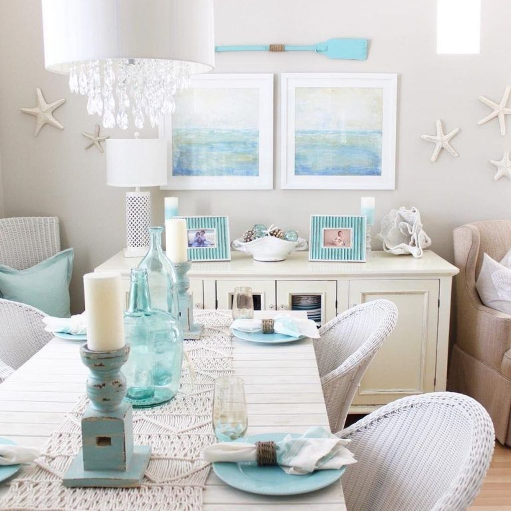 Beautiful Coastal Living Room Decor Ideas Best For This Summer 14