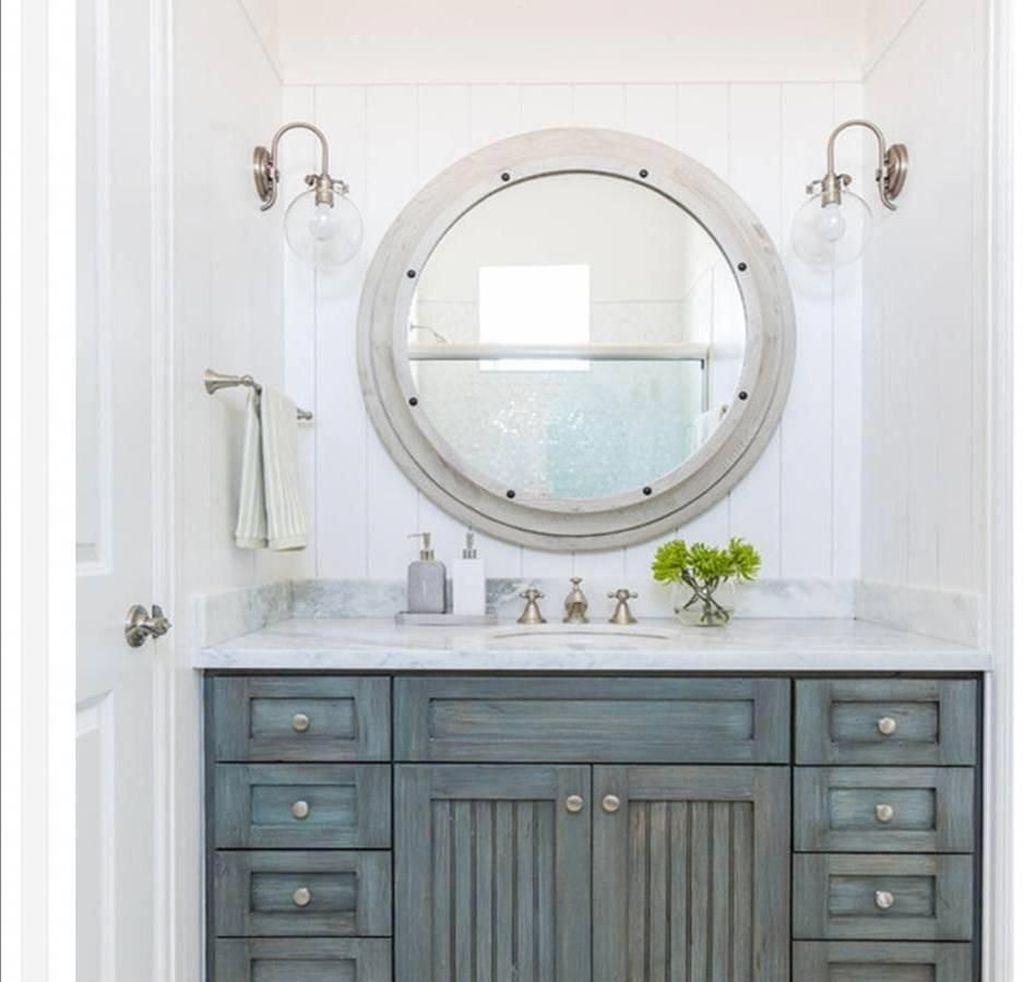 Fabulous Coastal Style Bathroom Decor Ideas 01