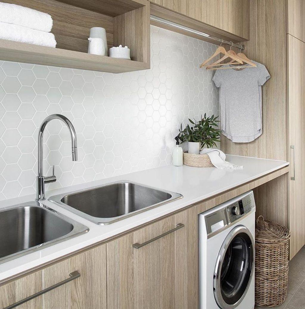 Fabulous Scandinavian Laundry Room Design Ideas 03