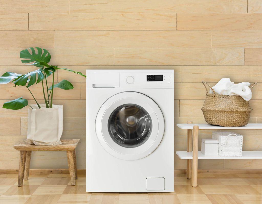 Fabulous Scandinavian Laundry Room Design Ideas 17