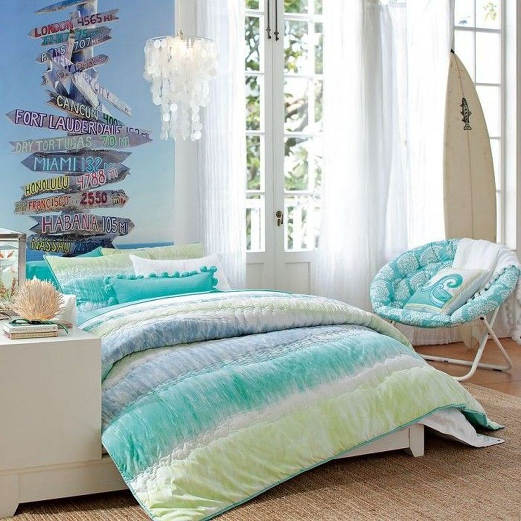 Fantastic Beach Theme Bedroom Ideas Make You Feel Relax 05