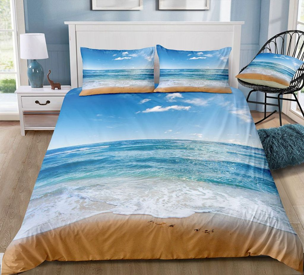 Fantastic Beach Theme Bedroom Ideas Make You Feel Relax 10