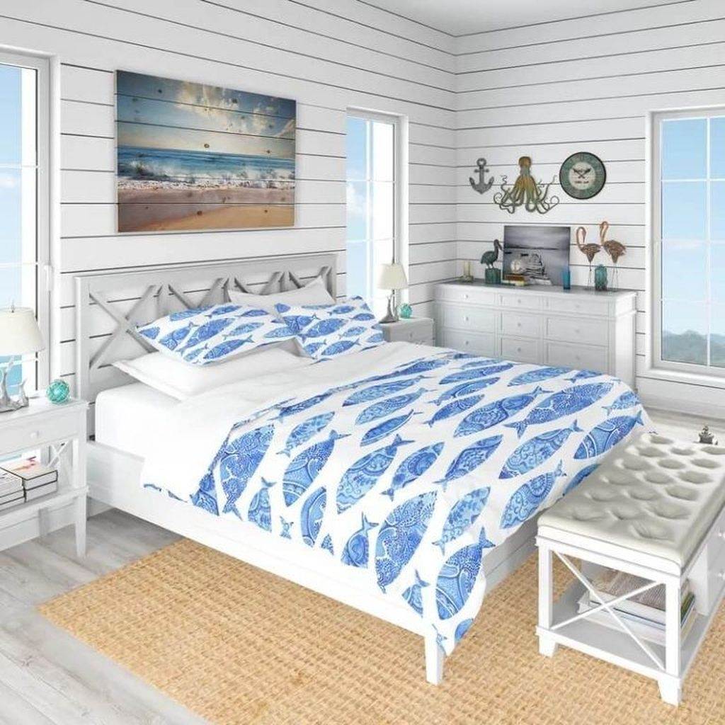 Fantastic Beach Theme Bedroom Ideas Make You Feel Relax 36