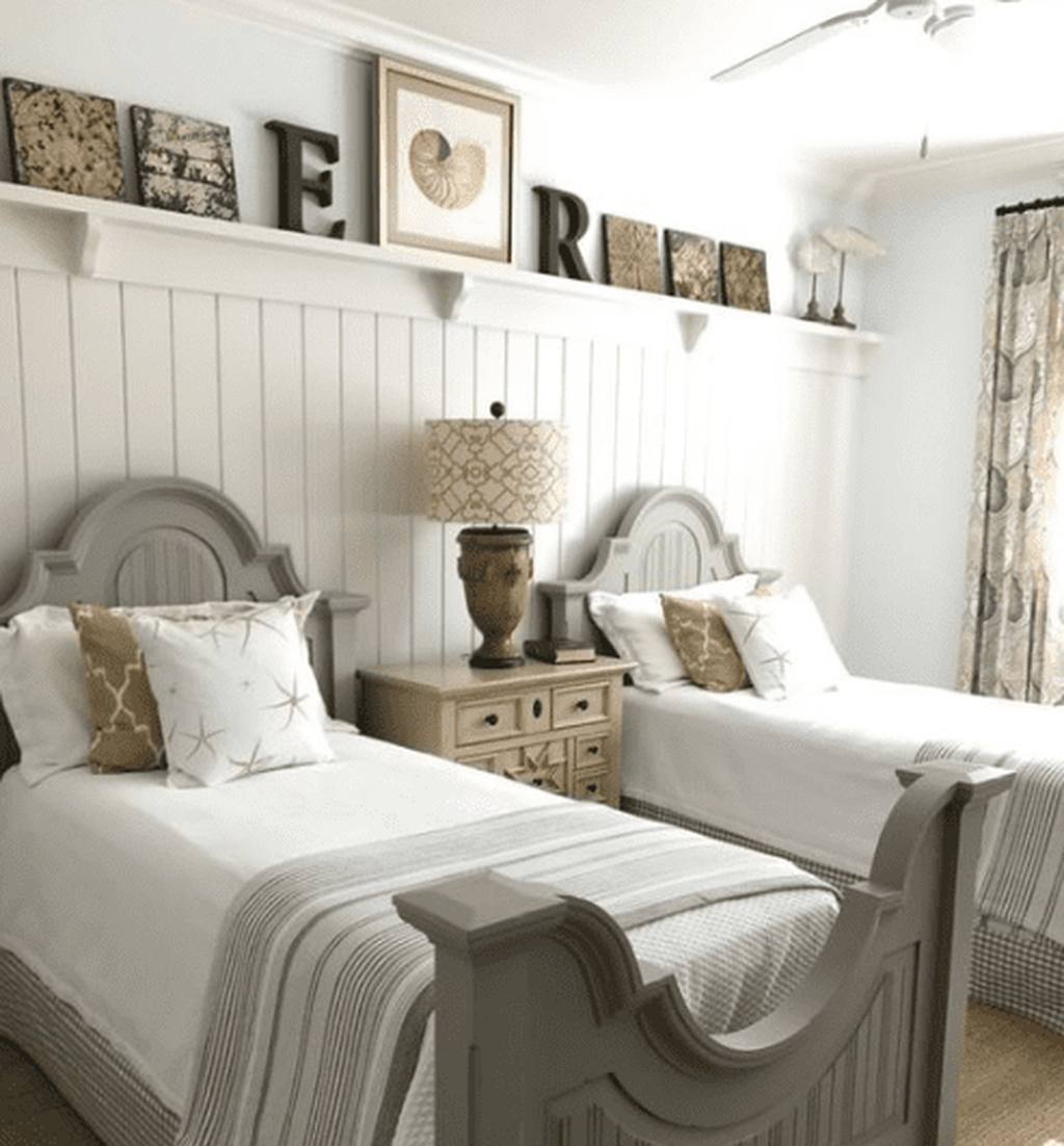 Fantastic Beach Theme Bedroom Ideas Make You Feel Relax 37