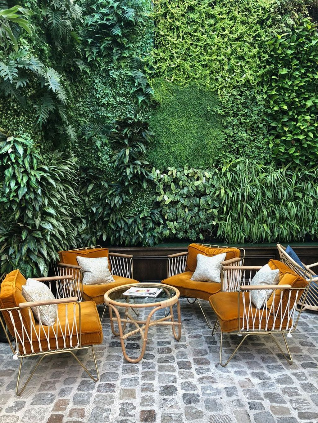 Fascinating Summer Patio Ideas To Beautify Your Garden 06