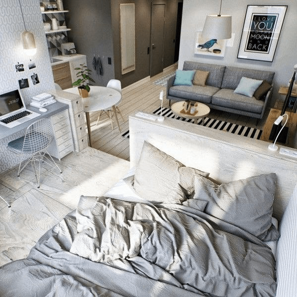 Gorgeous Apartment Bedroom Decor Ideas You Must Try 15