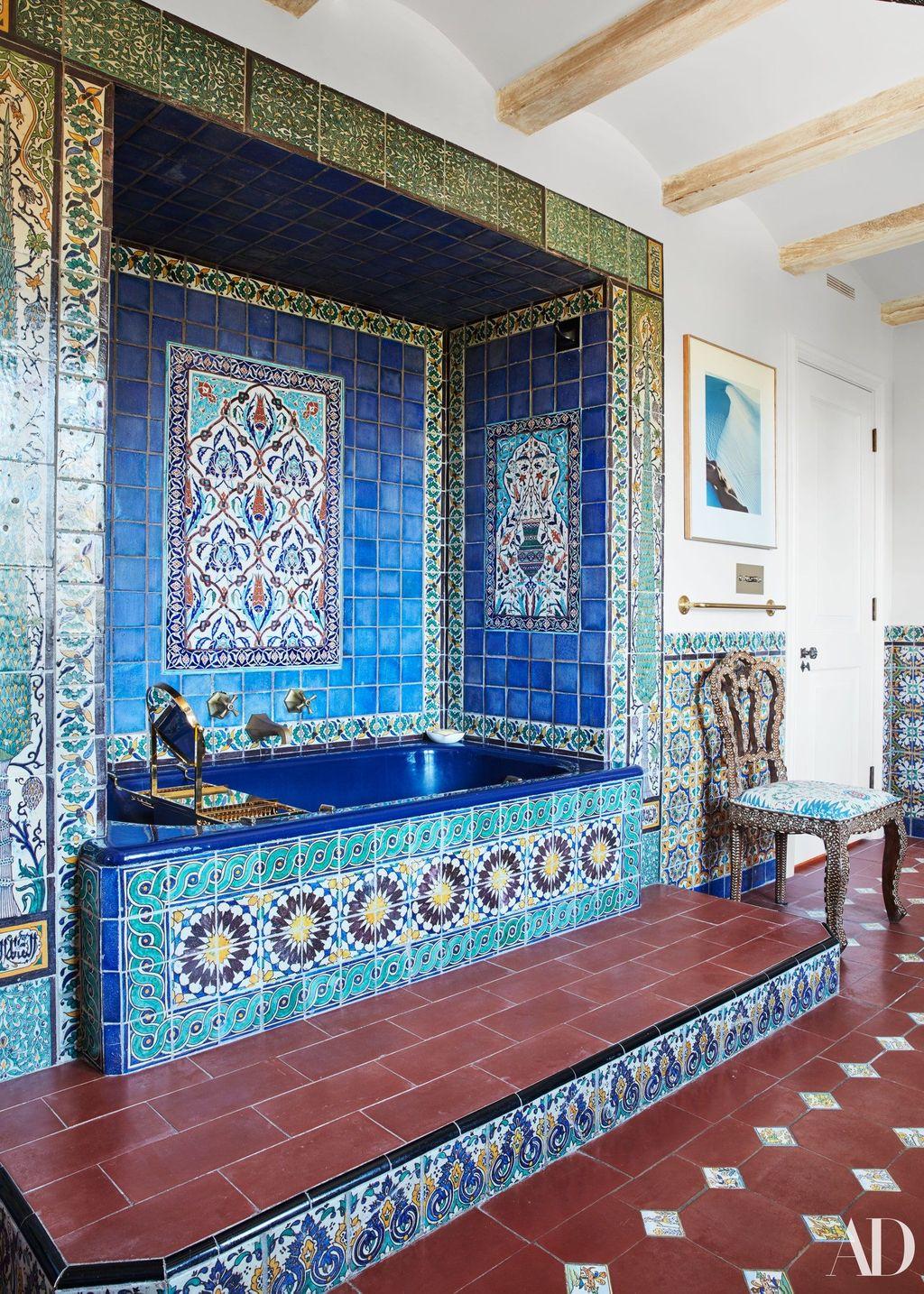 Gorgeous Beach Theme Bathroom Decorating Ideas 06