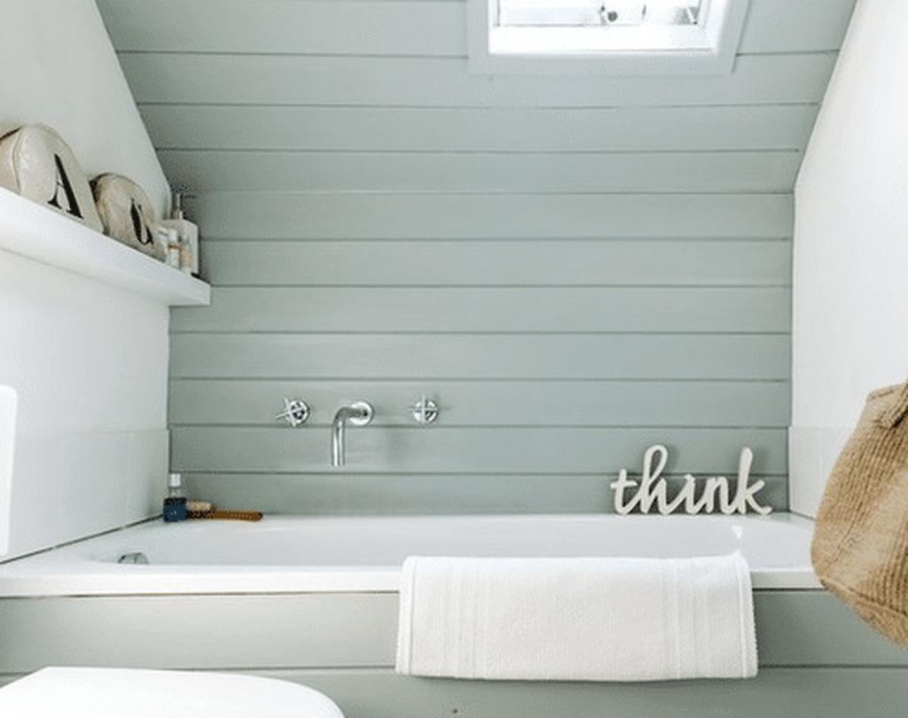Gorgeous Beach Theme Bathroom Decorating Ideas 14
