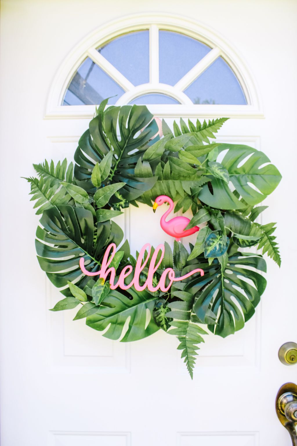 Inspiring Summer Wreath Design Ideas You Should Copy 09