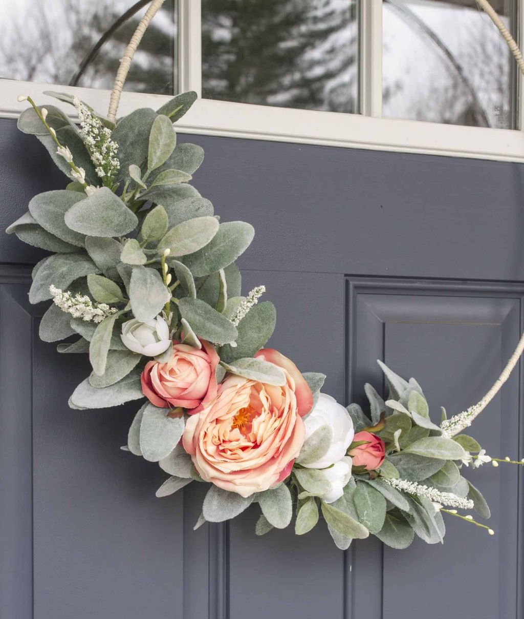 Inspiring Summer Wreath Design Ideas You Should Copy 16