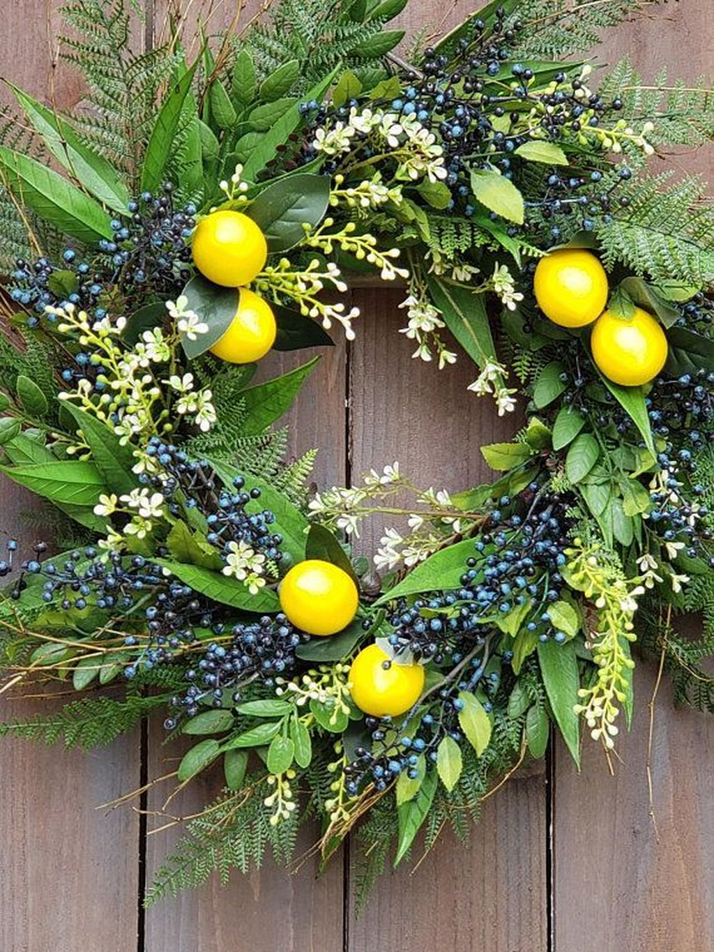 Inspiring Summer Wreath Design Ideas You Should Copy 20