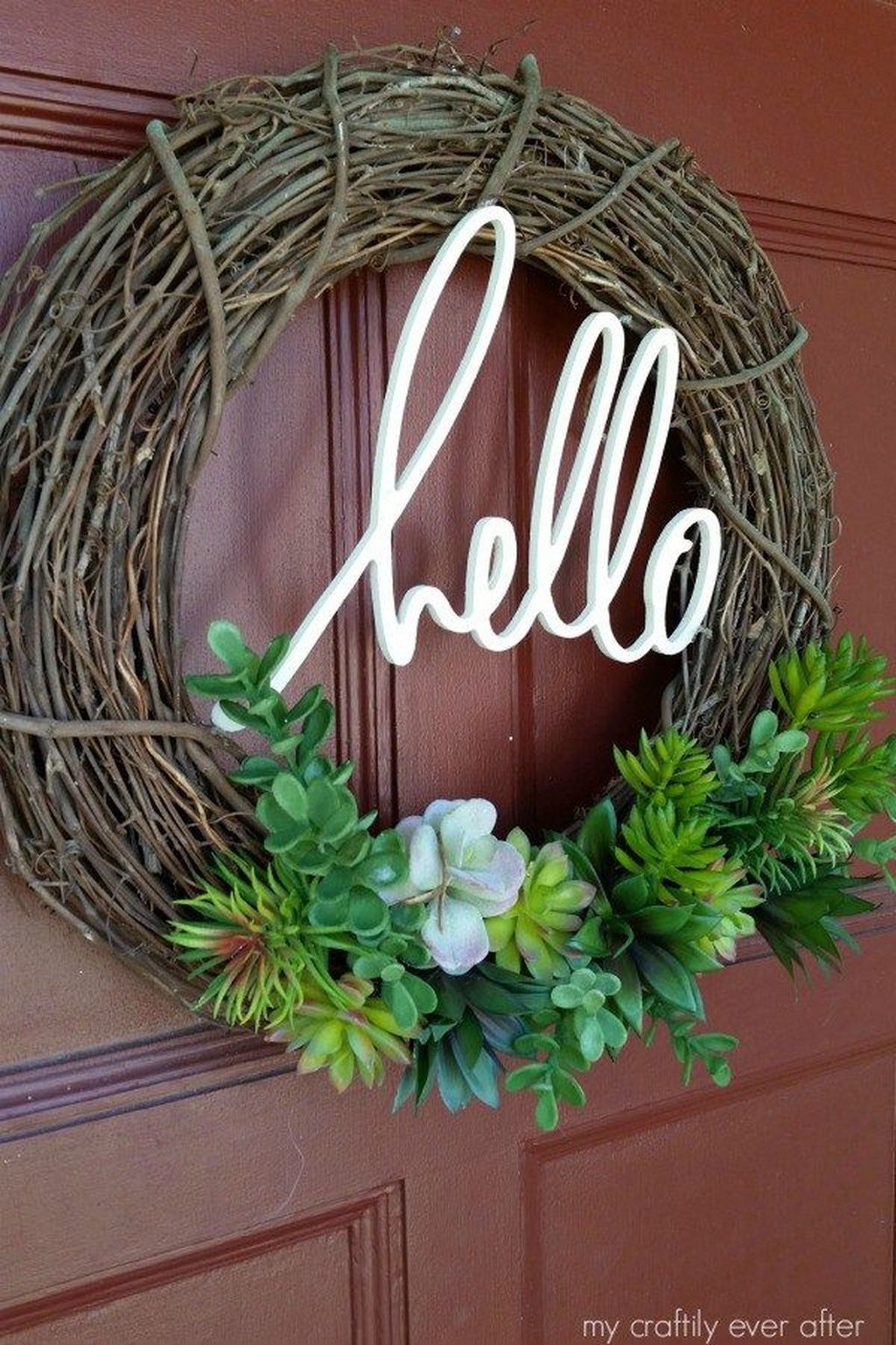 Inspiring Summer Wreath Design Ideas You Should Copy 26