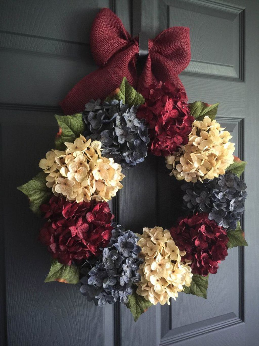 Inspiring Summer Wreath Design Ideas You Should Copy 27