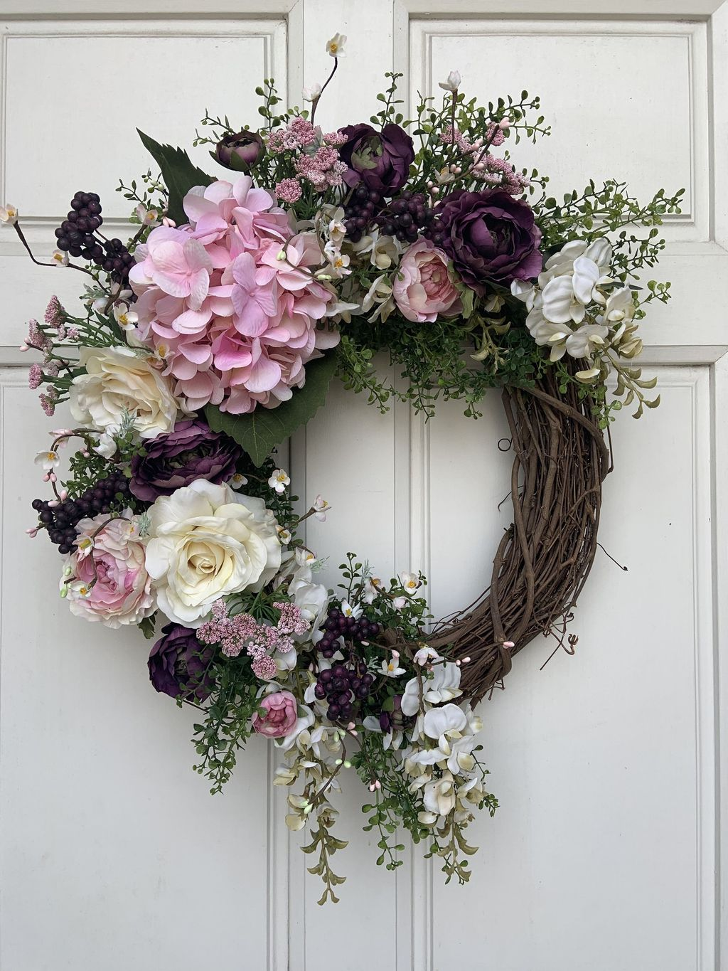 Inspiring Summer Wreath Design Ideas You Should Copy 31