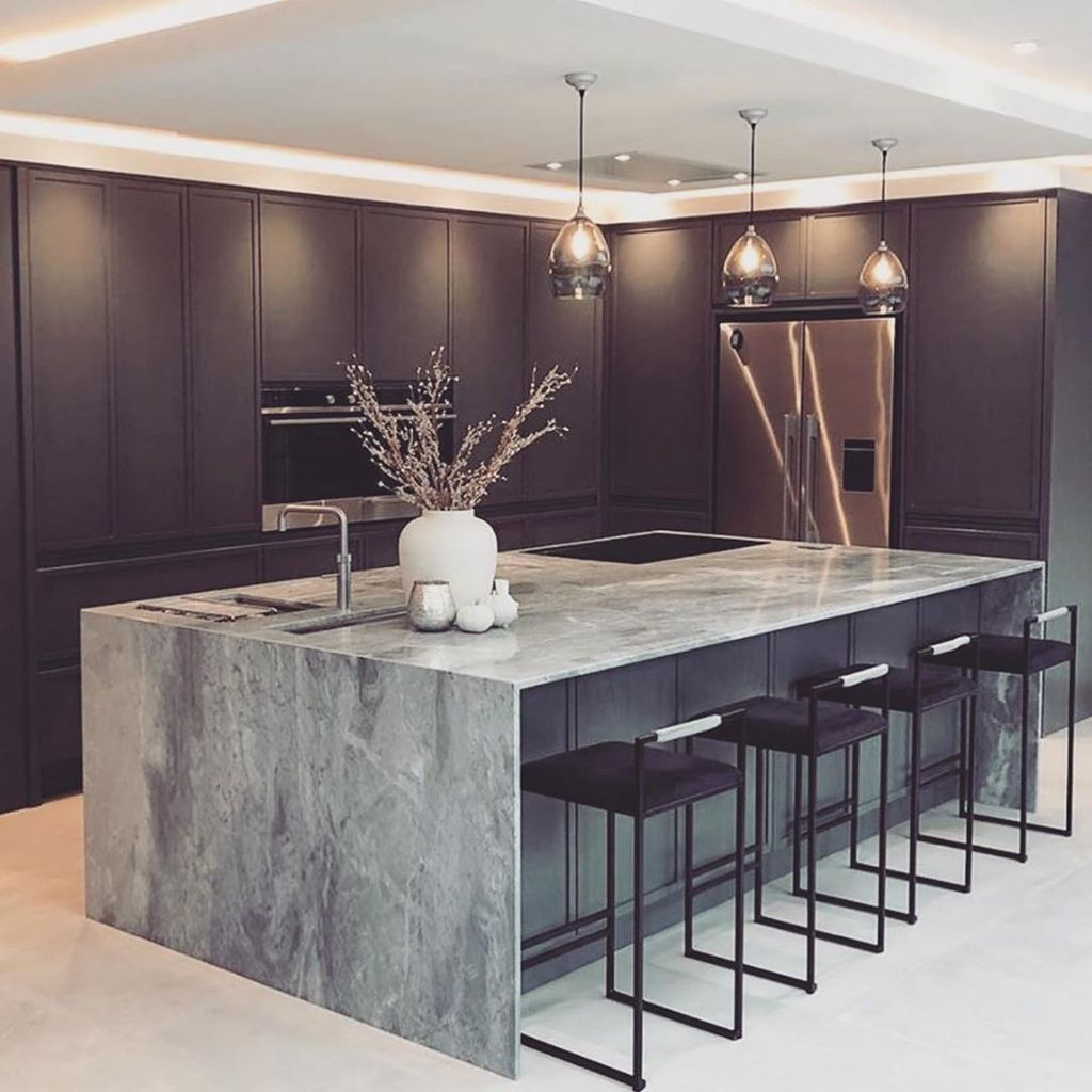 Lovely Luxury Kitchen Design Ideas You Never Seen Before 02