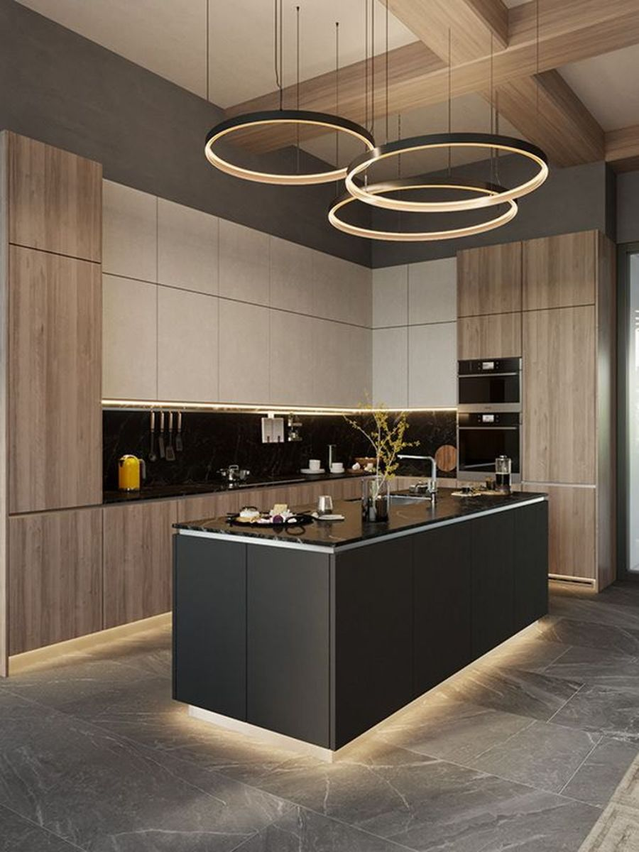 Lovely Luxury Kitchen Design Ideas You Never Seen Before 10