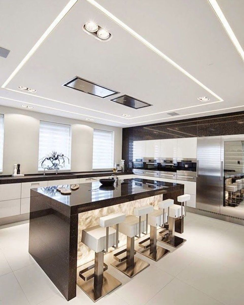 Lovely Luxury Kitchen Design Ideas You Never Seen Before 14