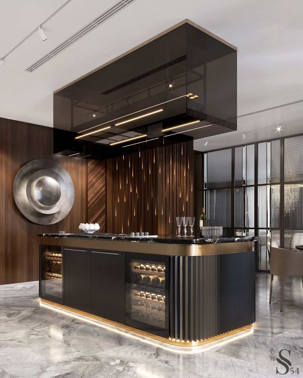 Lovely Luxury Kitchen Design Ideas You Never Seen Before 17