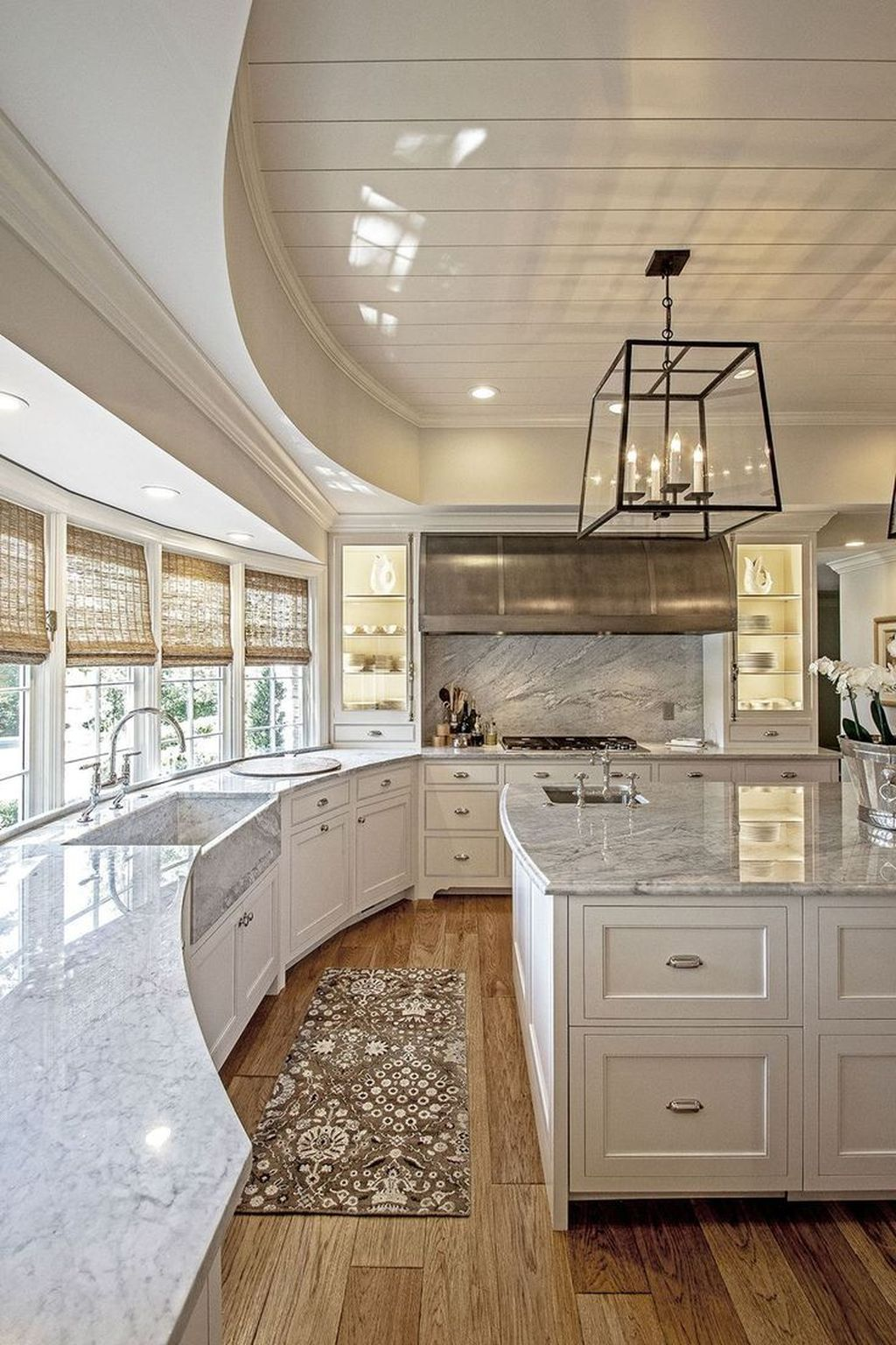 Lovely Luxury Kitchen Design Ideas You Never Seen Before 23