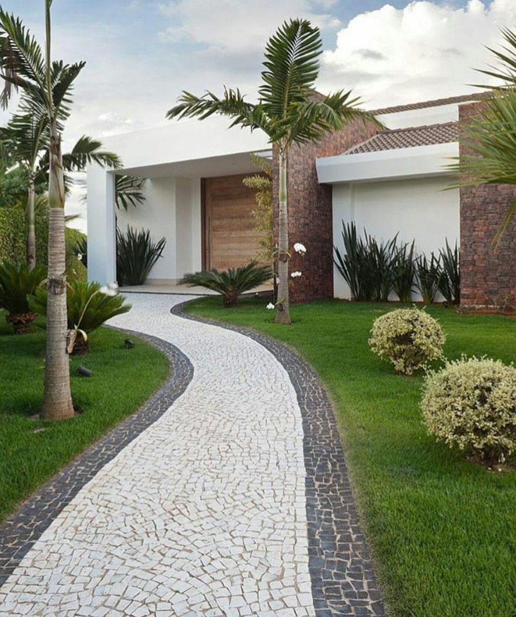 Nice Minimalist Backyard Landscaping Design Ideas You Will Love 06