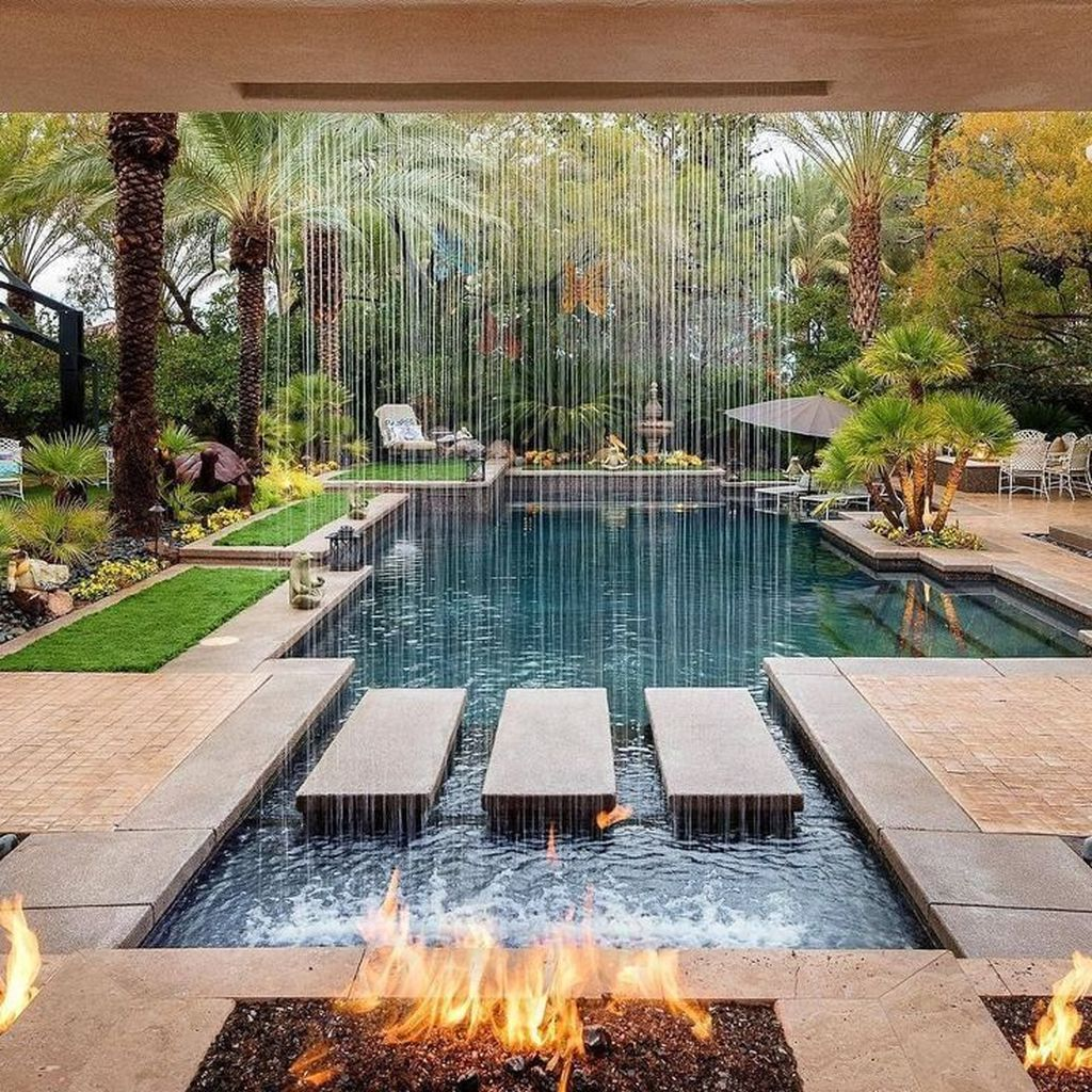 Nice Minimalist Backyard Landscaping Design Ideas You Will Love 07