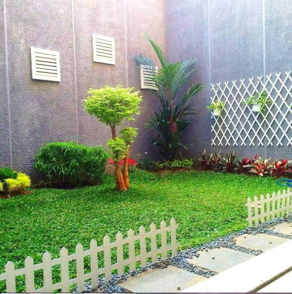 Nice Minimalist Backyard Landscaping Design Ideas You Will Love 08
