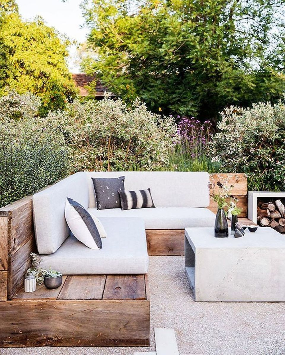 Nice Minimalist Backyard Landscaping Design Ideas You Will Love 14