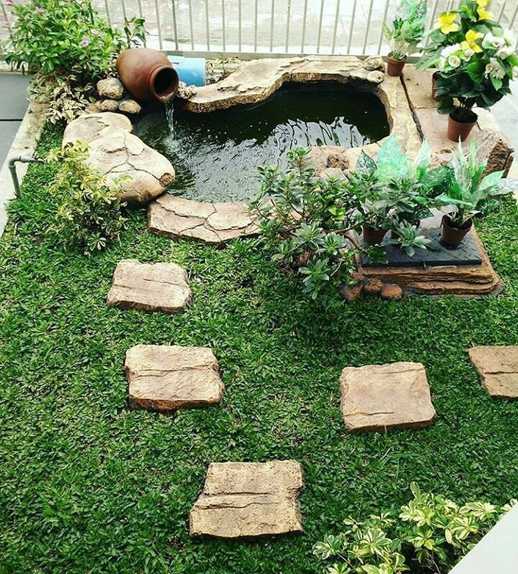 Nice Minimalist Backyard Landscaping Design Ideas You Will Love 17