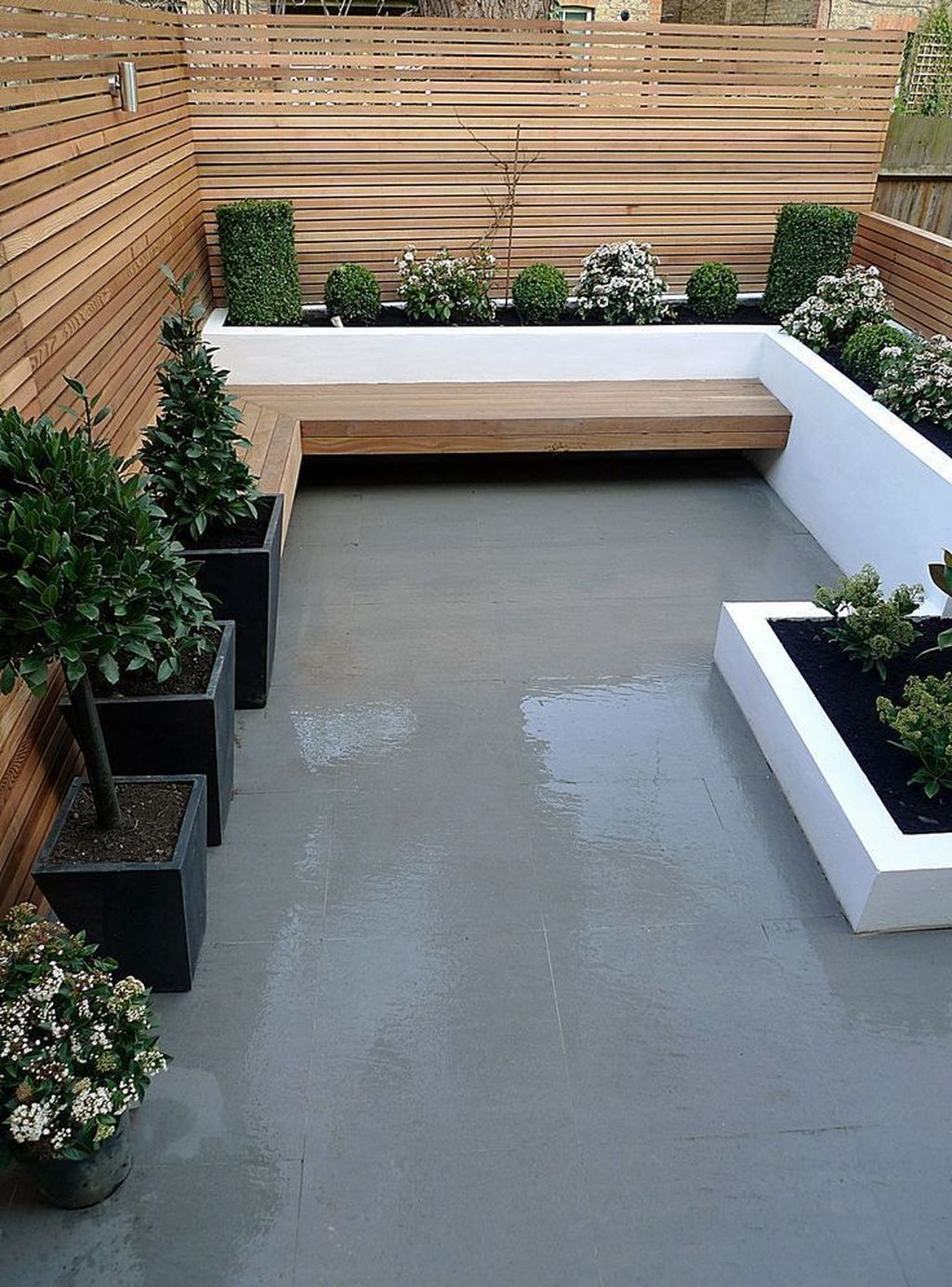 Nice Minimalist Backyard Landscaping Design Ideas You Will Love 21