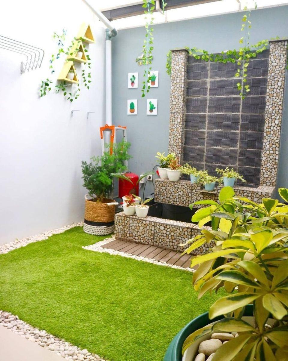 Nice Minimalist Backyard Landscaping Design Ideas You Will Love 28