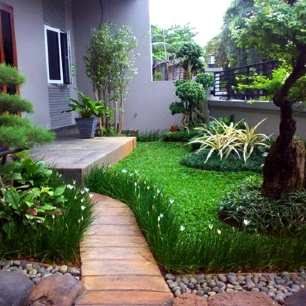 Nice Minimalist Backyard Landscaping Design Ideas You Will Love 34