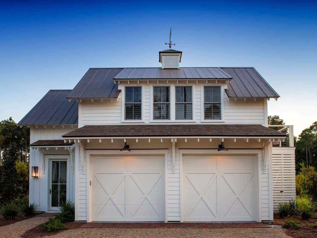 Popular Garage Design Ideas For Your Inspiration 11